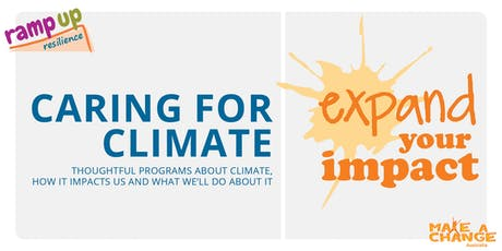 Expand Your Impact – Caring for Climate tickets