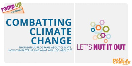 Let's Nut It Out – Combatting Climate Change tickets