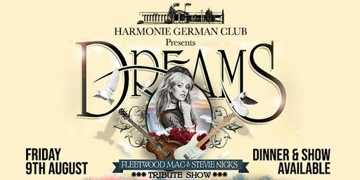DREAMS - Fleetwood Mac Tribute Show