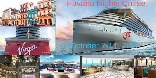 Havana Nights Adult Only Cruise