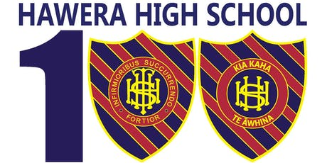 Hawera High School Centennial tickets
