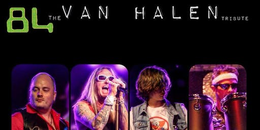 84 - The Ultimate Van Halen Tribute Band