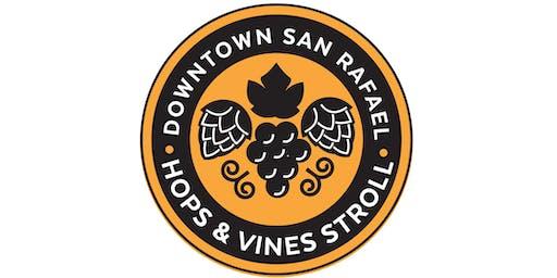 Downtown San Rafael Hops & Vines Stroll