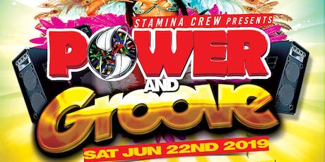 POWER AND GROOVE 2K19 tickets