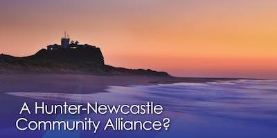 The Hunter Community Alliance?