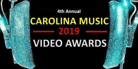 4th Annual Carolina Music Video Awards tickets