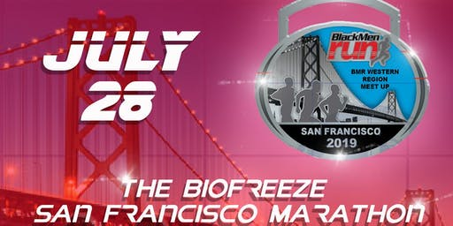 BMR Western Region Meetup- San Francisco Marathon