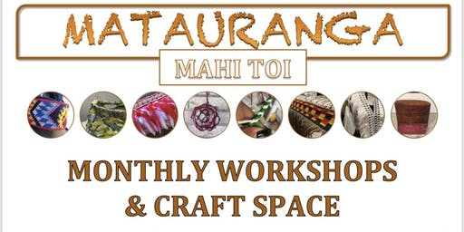 MAHI TOI Workshop Space (with Twilight Market Space)