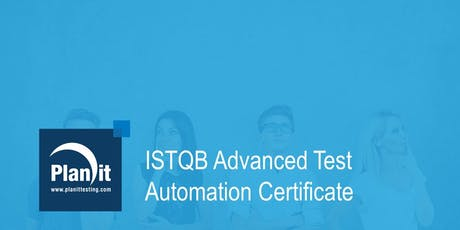 ISTQB Advanced Test Automation Engineer Training Course - Canberra tickets