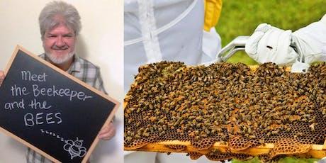 Backyard Beekeeping Masterclass – An introduction. tickets