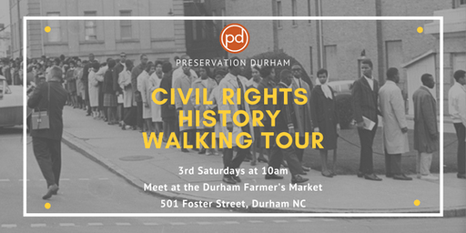 Durham Civil Rights History Walking Tour