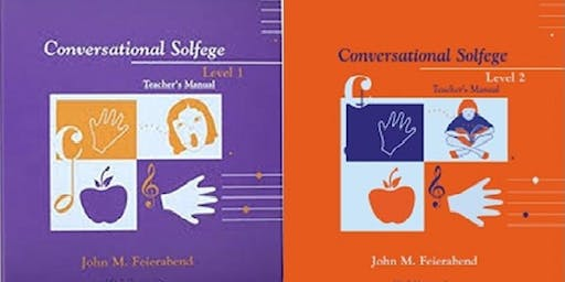 CONVERSATIONAL SOLFEGE: Levels 1 and 2 with JOHN CREVER - Bend