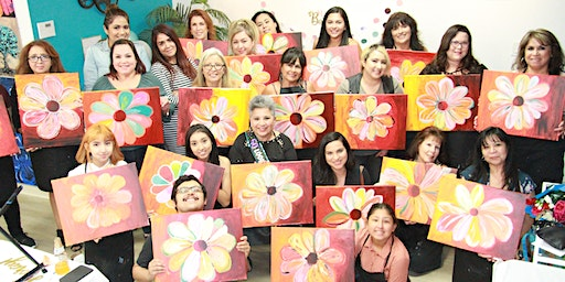 Sip-N-Paint Event plus a Vacation Stay Giveaway!