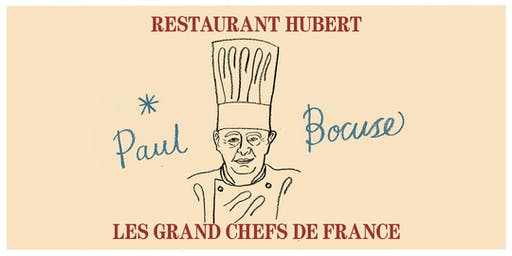 Les Grand Chefs Dinner - Paul Bocuse
