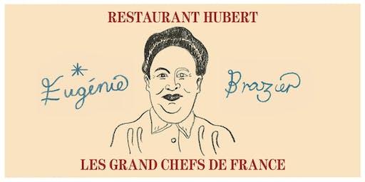 Les Grand Chefs Dinner - Eugénie Brazier