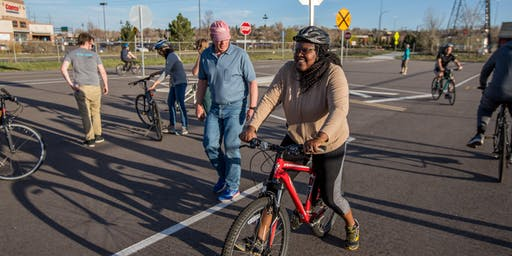 Adult Learn To Ride Lesson: Wednesday July 10th, 2019
