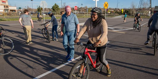 Adult Learn To Ride Lesson: Wednesday September 25th, 2019