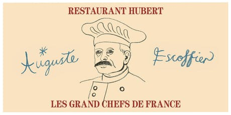 Les Grand Chefs Dinner - Auguste Escoffier tickets