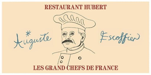 Les Grand Chefs Dinner - Auguste Escoffier