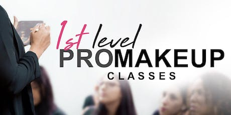 1st Level PRO Makeup Classes • Aguadilla tickets