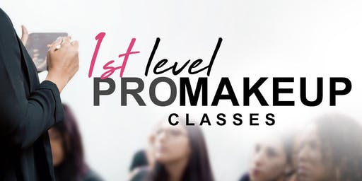 1st Level PRO Makeup Classes • Aguadilla