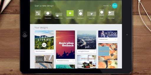 Learn Design with Canva (Gawler)