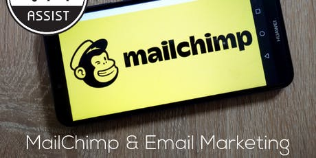 MailChimp & Email Marketing tickets