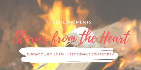 Stories From The Heart | Live Storytelling Perth tickets