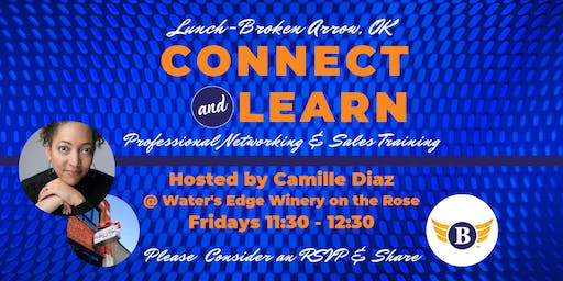 BA Lunch : Connect & Learn | Networking & Sales Training