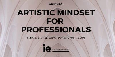 Artistic Mindset for Professionals: Prof. Nir Hindi