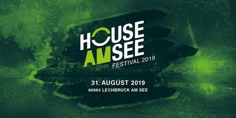 House am See Festival 2019 tickets