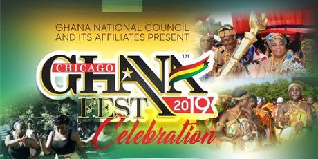 "31st Annual GhanaFest™ 2019 ""Akwaaba:The Year of Return"" tickets"