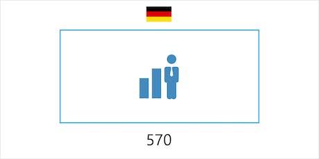 Jedox Presales Expert (2 Tage) - Frankfurt (de) Tickets