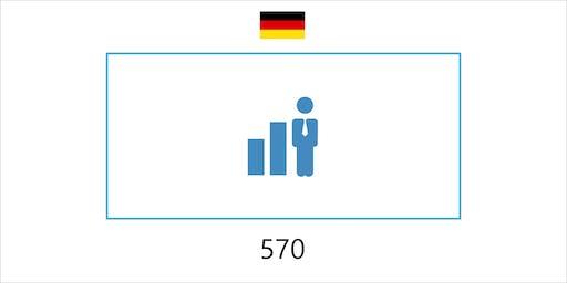Jedox Presales Expert (2 Tage) - Frankfurt (de)
