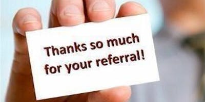 Local Business Referral Networking