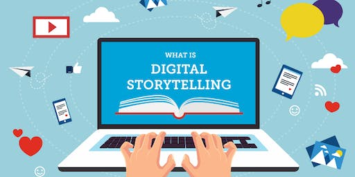 Professional Certificate in Digital Storytelling