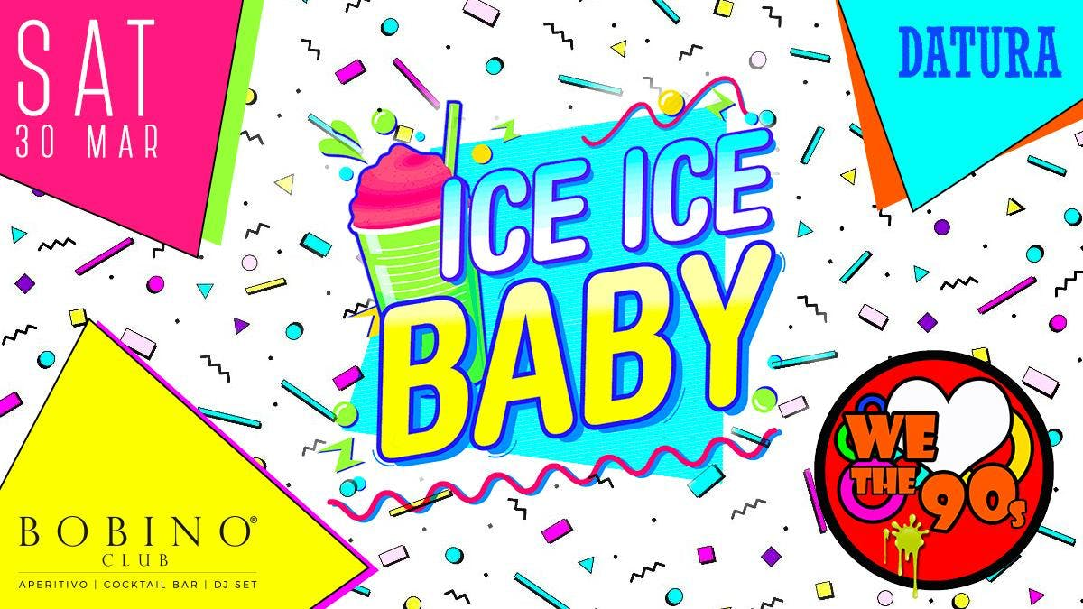 Ice Ice Baby! Ready to Dance 90s ?! || DATURA