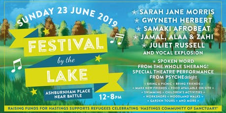 Festival by the Lake 2019 tickets