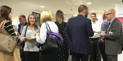 Business Networking in Burnley at Shores Hey Farm, May 2019 - by lovelocal