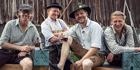 Alpin Drums - Der Berg groovt - Mamming Tickets