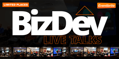 BizDev Live | Talks to inspire your revenue growth