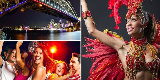 SYDNEY HARBOUR DINNER CRUISE WITH LATINO SHOW