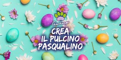 Crea il Pulcino Pasqualino con Giardango