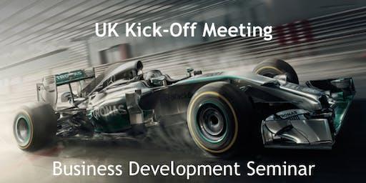 Business Development Seminar Kick-Off