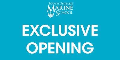 Exclusive Alumni Opening