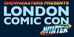 London Comic Con Winter 2019