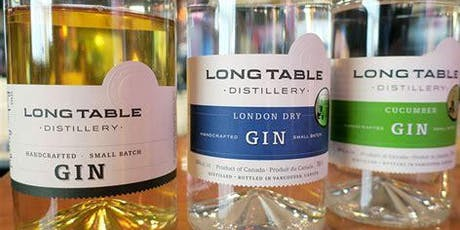 Gin Supper Club with Long Table Gin - Atlas Bar tickets