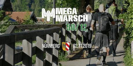 Megamarsch Nürnberg 2019 (50/12) Tickets