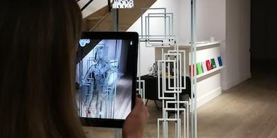 London AWAD VR Demo + Talk @ Anise Gallery