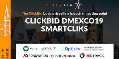ClickBid Dmexco19 - SmartClicks